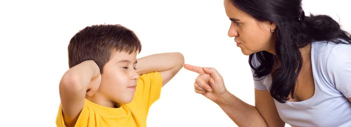 5 errores en la disciplina de los niños
