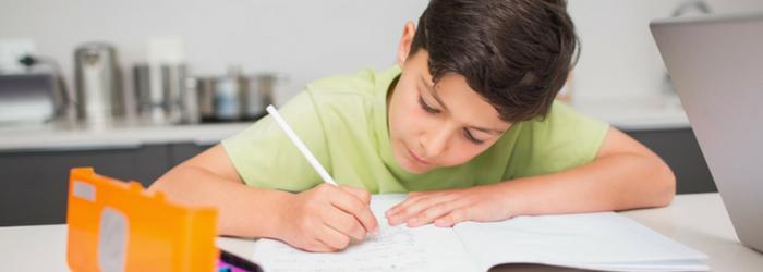 Consejos efectivos para que tu hijo mejore su letra