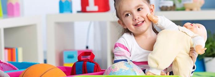 ¿Cómo educar a los niños pequeños?