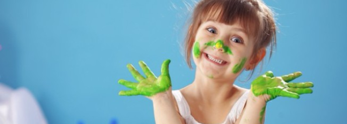 7 beneficios de la pintura infantil