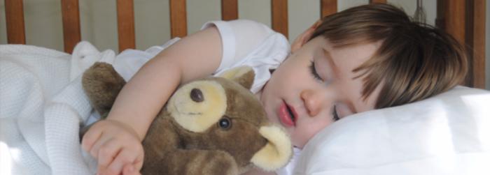 5 tips para ayudar a tu hijo a dormir